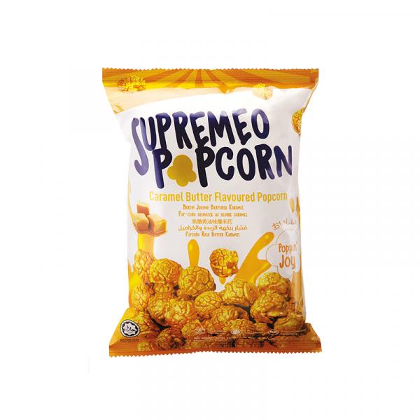 Supremeo Popcorn Caramel 60g